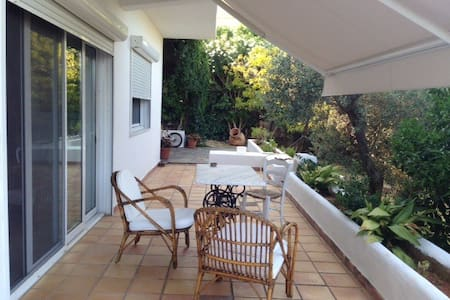 Holiday home for summer and winter - Chalcis