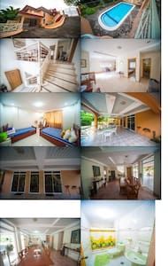 Rest house in Bauan, Batangas - Huis