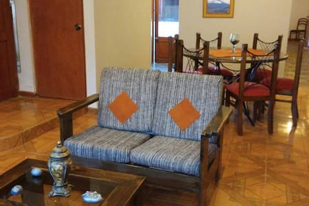 Departamento en Cusco - Bravo's House - Cusco - Apartment