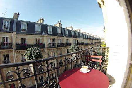 A bright 3 rooms in Montmartre! - Paris - Lejlighed