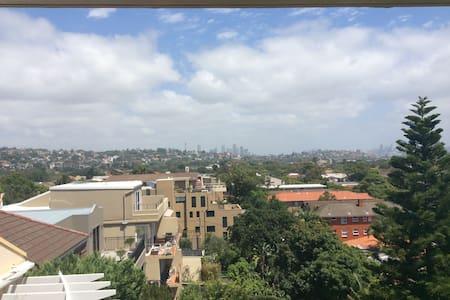 Eastern Suburbs Sydney View