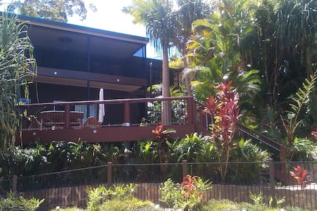 Tunnel Ridge Outlook Apartment - Mooloolah Valley