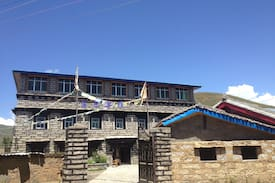 Picture of It's a Tibetan style HOUSE