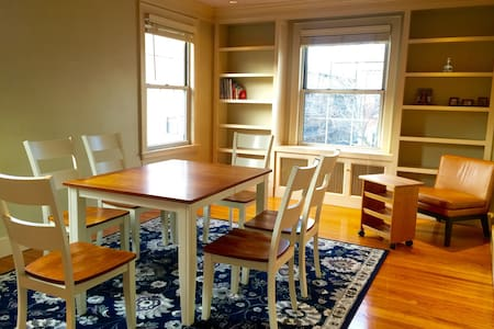 1 bedroom apartment near Harvard sq - Cambridge - Apartment