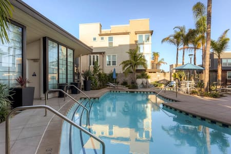 Upscale luxury townhouse centrally located - San Diego - Townhouse