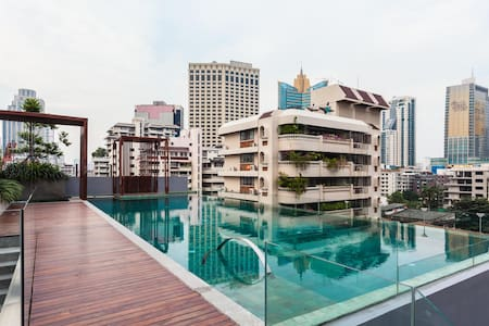 BABGKOK HEART sukhumvit rd@ASOK NANA - 曼谷 - Apartment