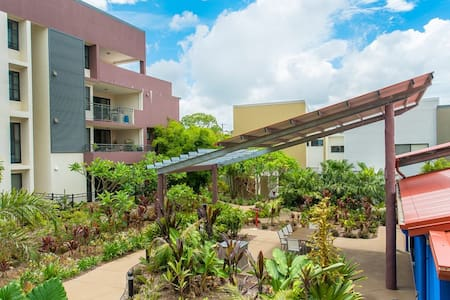 Sunny Room - 7 km to Brisbane City - Lägenhet
