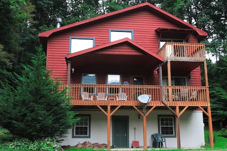 Smokey Mountain Home Rental - 韋恩斯維爾(Waynesville) - 獨棟