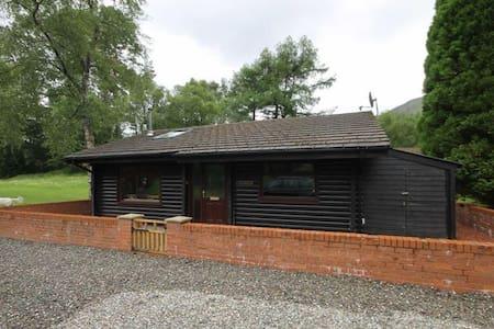 4 Balvaig Log Cabins Strathyre village - Stirling - Kabin