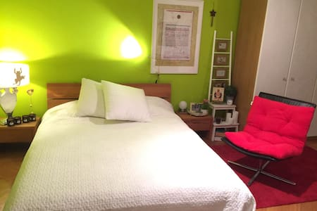 Pretty Room Close to the Airport - 巴塞尔 - 公寓