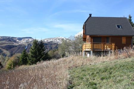 Chalet Gite Super Besse Auvergne - Chalet