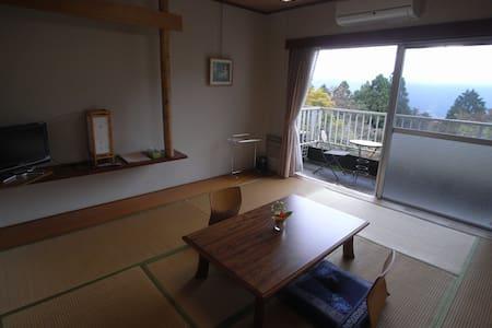 Bamboo Choju-Yu Hakone - 箱根町 - Daire