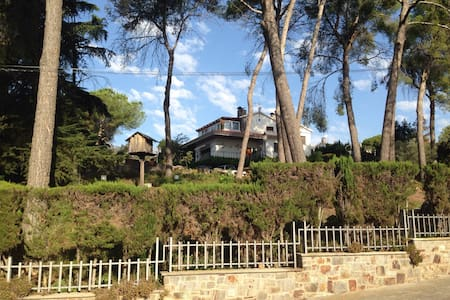 Room for two in superb big house + pool and garden - Bigues i Riells - House