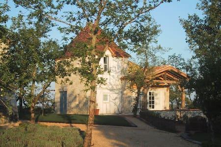 Château Marcoux - Huis