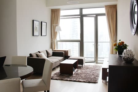 Modern 1BR / 1BA for solo travelers