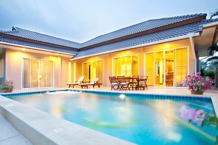3BR Villa with private pool Hua Hin - Villa