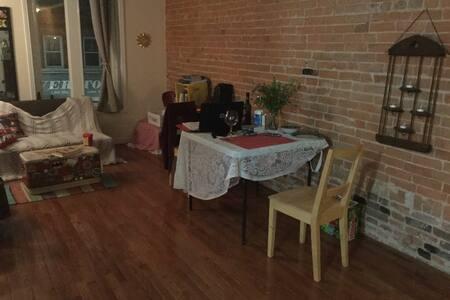 Chic downtown apartment - Kingston - Apartment