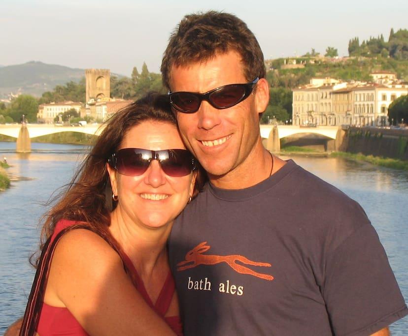 Steve & Liz