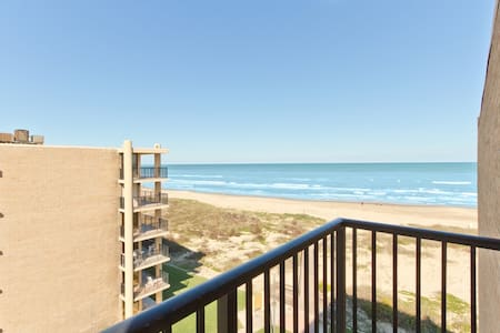 Beachfront Gated 3 BR Sleeps 6 #7 - 아파트