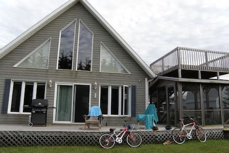 Sanderling Dunes Cottage - Stuga