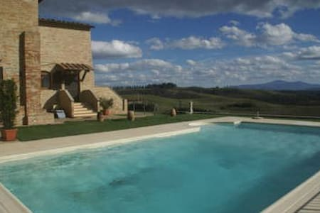 Podere Stabbia a relaxing oasis