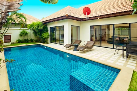 Jomtien  Villa 200 mt from beach!! - Pattaya