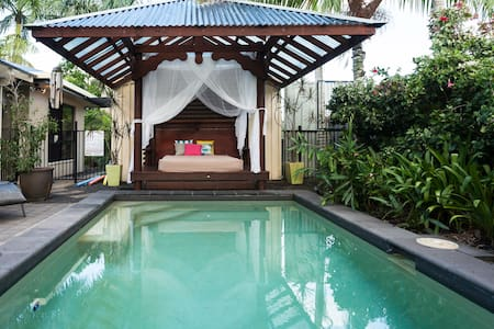 CAIRNS - TROPICAL RETREAT - House