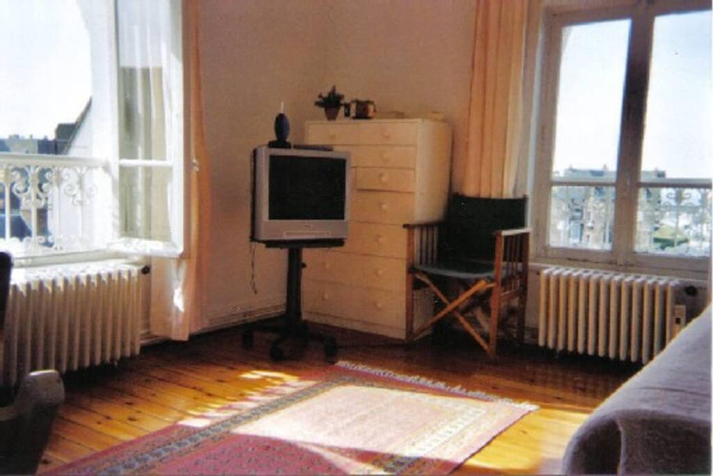 Appartement plein centre Deauville
