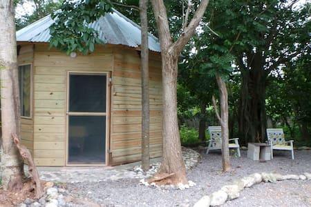 Real Jamaica - Umbrella Hut - Oracabessa - Cabin