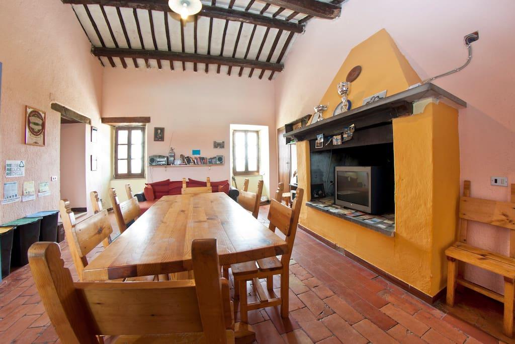 A Camping in Farmhouse B&B Perugia