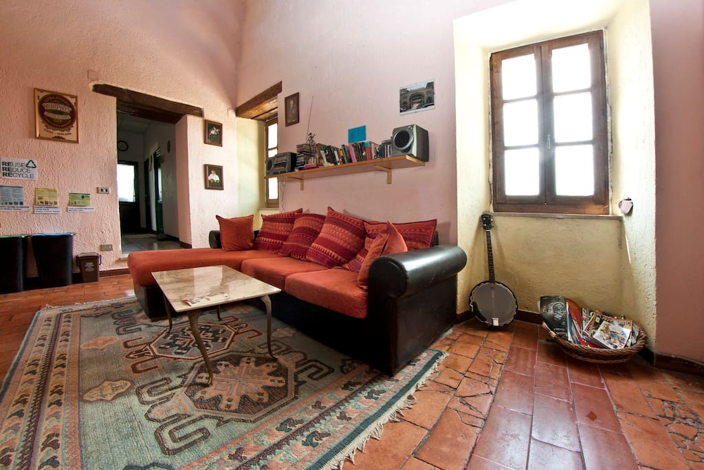 A Backpacker Farmhouse in Perugia