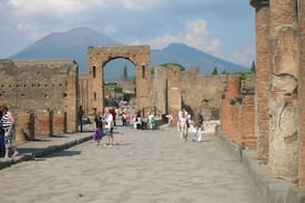 Picture of Room for 2 --- YOUR NEST IN POMPEII ---  the down