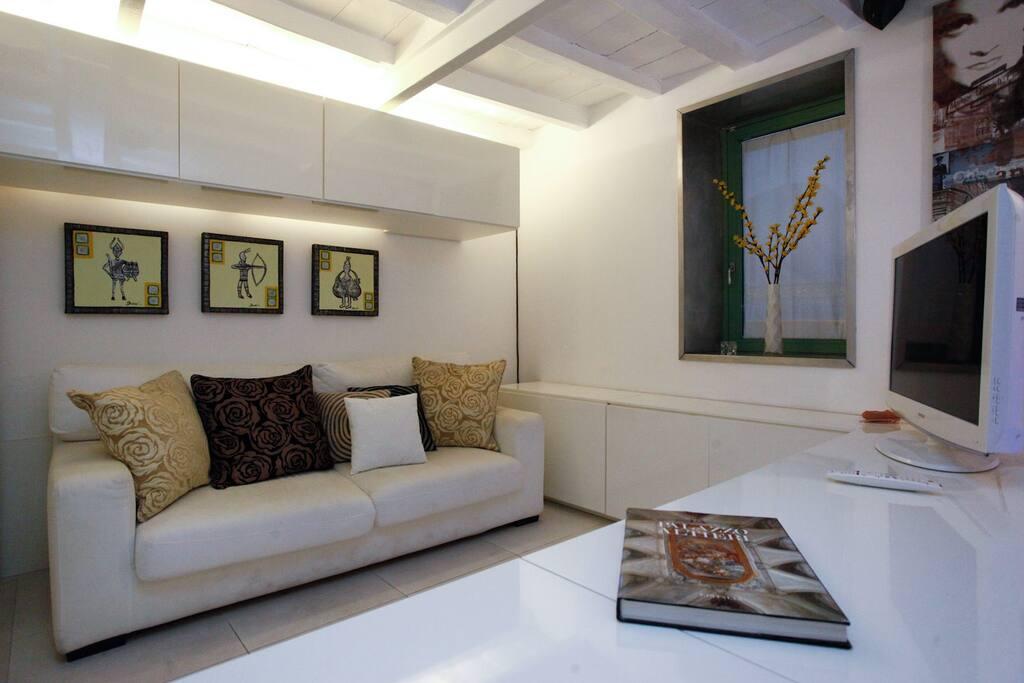 Amazing Design Apt Campo de Fiori