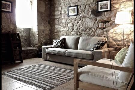 Casa do Pozo - Nice house in Carnota (Mallou) - Huis