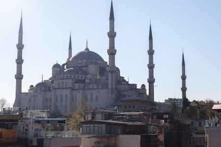 APART IN OLD CITY SULTANAHMET (2)
