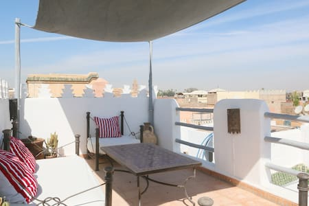 BEAUTIFUL RIAD WILDEVE EXCLUSIVITY - Marrakesh - House