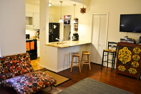 Centrally Located Charming 1BD