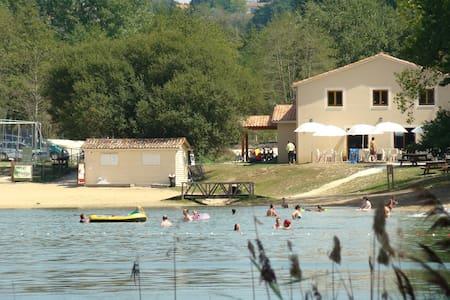 Lakeside Lux Villa at Etang Vallier - Villa