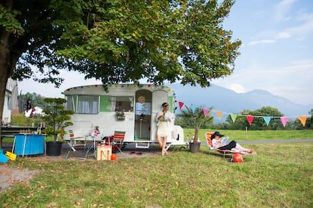 Rollhotel in Alpnachstad am See - Alpnach - Karavan/RV