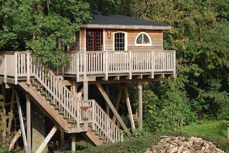 Boomhut Kraaiennest - Treehouse
