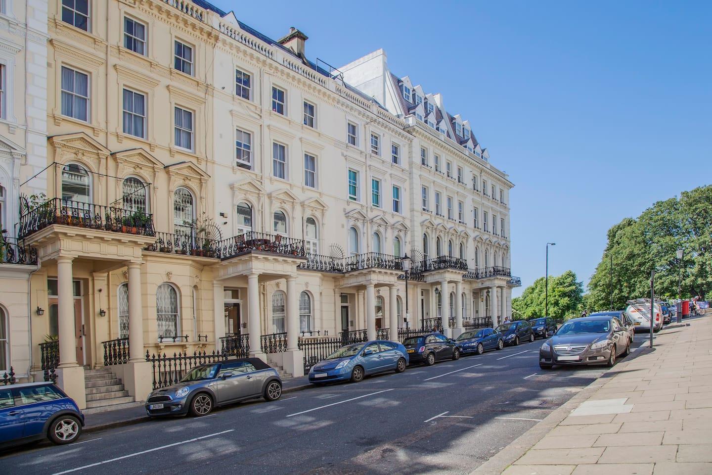 Outstanding location Kensington