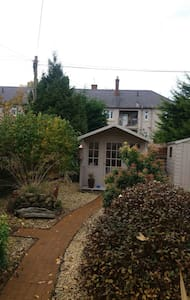 Lovely bright double bedroom - Penicuik - House