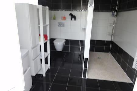 Chambre sanitaire privée auxonne maison neuve - Auxonne - Haus