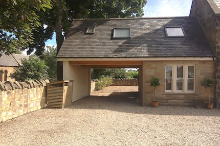 Coach House nr Lindisfarne Nature Reserve beaches - Scremerston - House