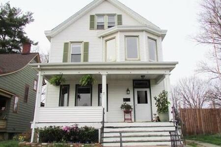 Historic House near WEST POINT - Casa