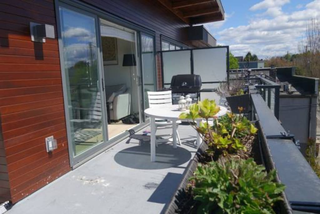 Why not get the bbq going and eat al fresco!
