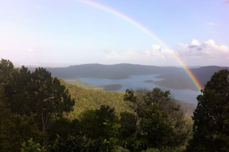 Mountain retreat - near rainforest and waterfalls - Lower Beechmont - Apartemen