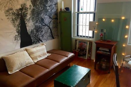 Hip, renovated 1-bedroom
