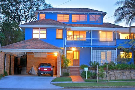 Inner Brisbane home close to CBD - Gordon Park - Bed & Breakfast