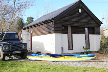 The Honeypot Chalet, South Devon - Chalet